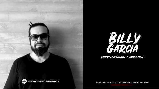Conversational Portfolio 2018 / 19 Slide 2