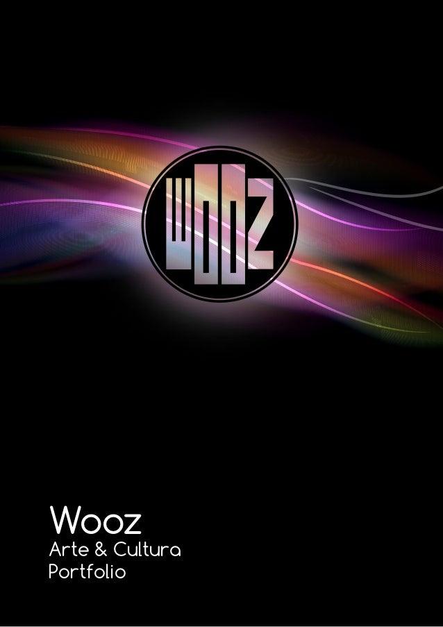WoozArte & CulturaPortfolio