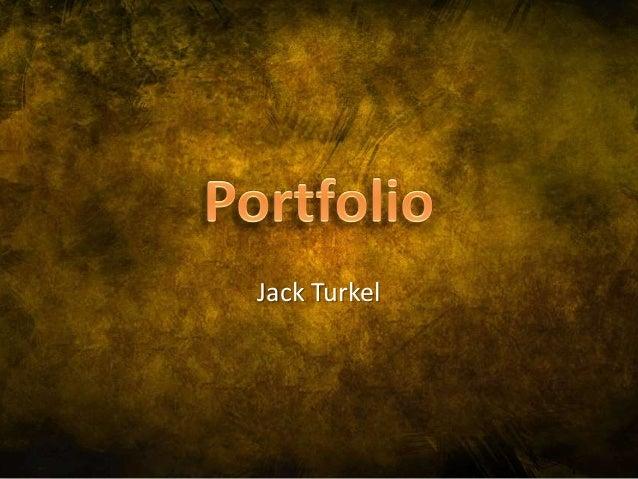 Jack Turkel
