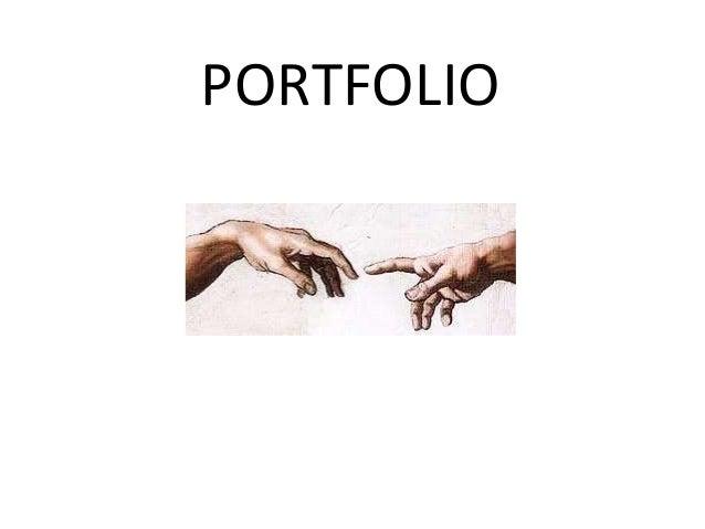 PORTFOLIO  1st Job
