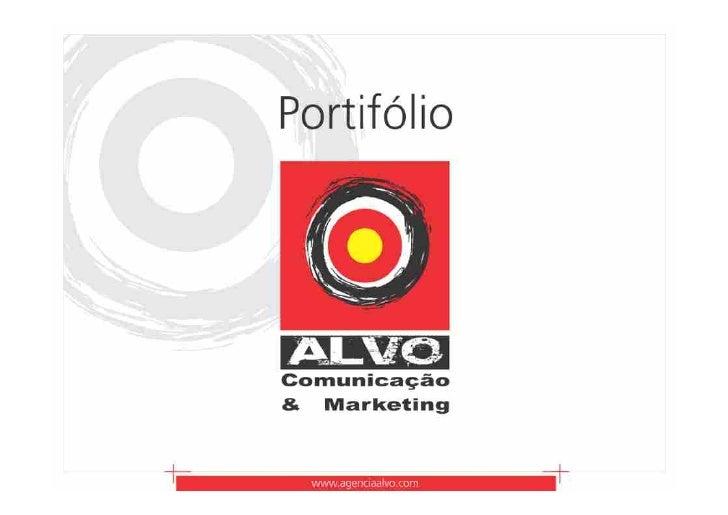 Portfólio Agência Alvo Comunicação & Marketing