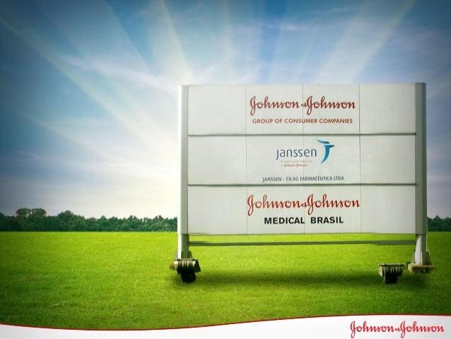 Portfólio - Apresentação Johnson & Johnson