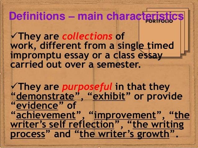 Portfolio assessment method report ko Slide 3