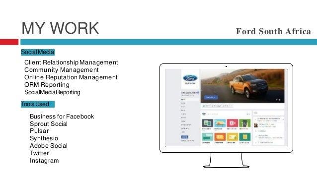 Digital Marketing & Social Media Specialist Portfolio