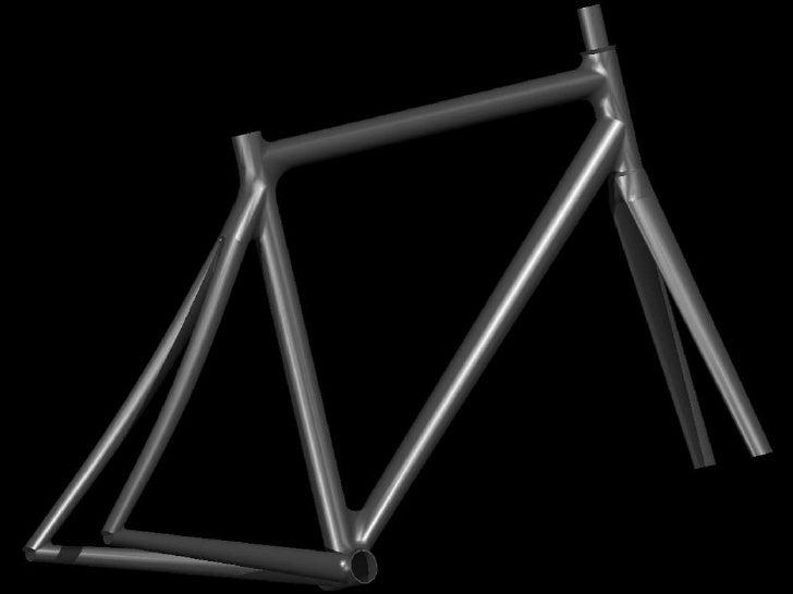 Portfolio CAO - Bike 3D