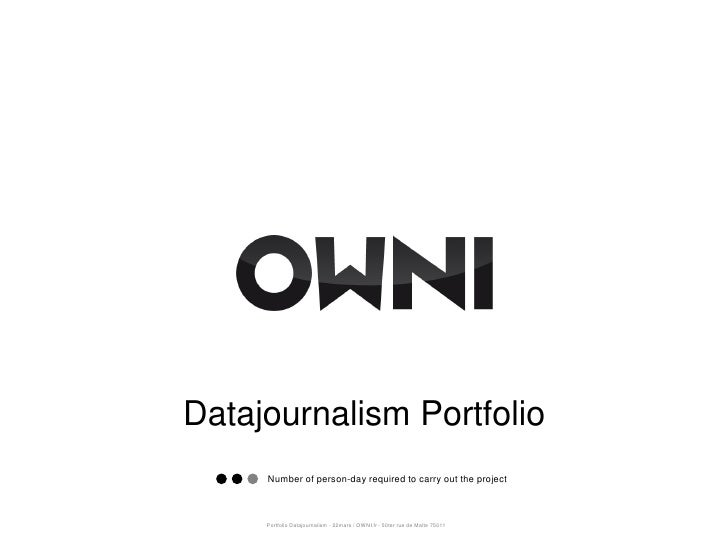 Datajournalism Portfolio      Number of person-day required to carry out the project           Portfolio Datajournalism - ...