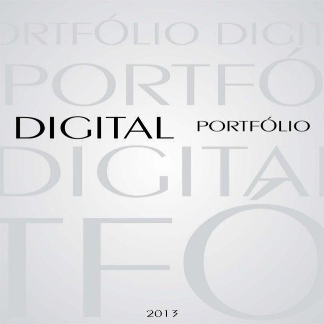 Portfolio digital web