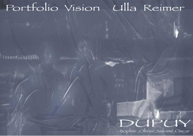 Portfolio   dupuy  profile vision_ _by ulla_reimer