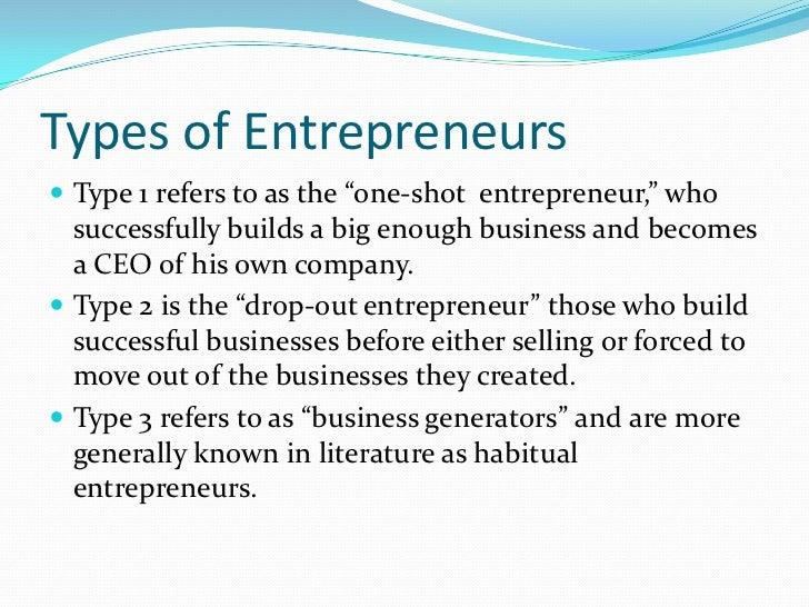 Portfolio entrepreneurship Slide 3