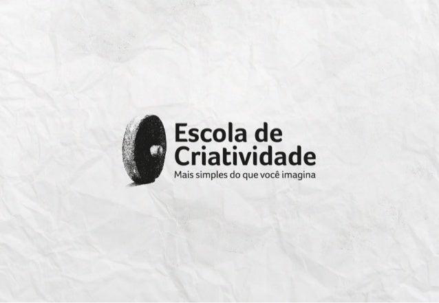 Portfolio escola de criatividade