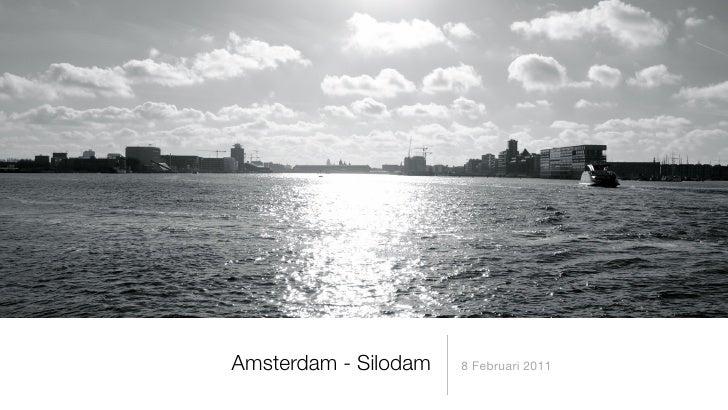 Amsterdam - Silodam   8 Februari 2011