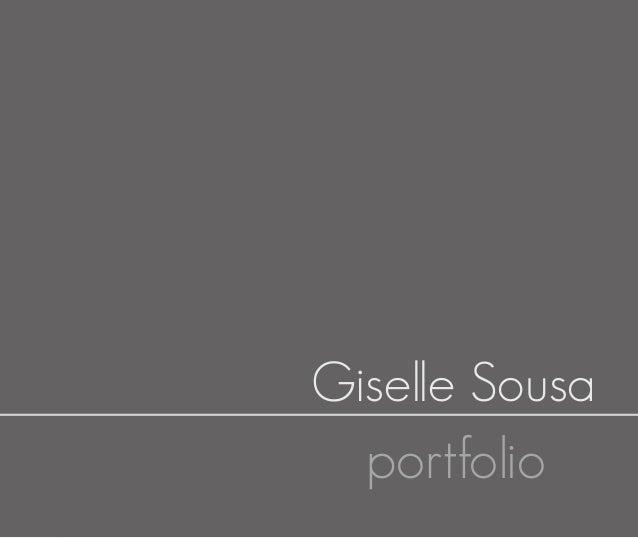 DesignpromocionalGiselle Sousaportfolio