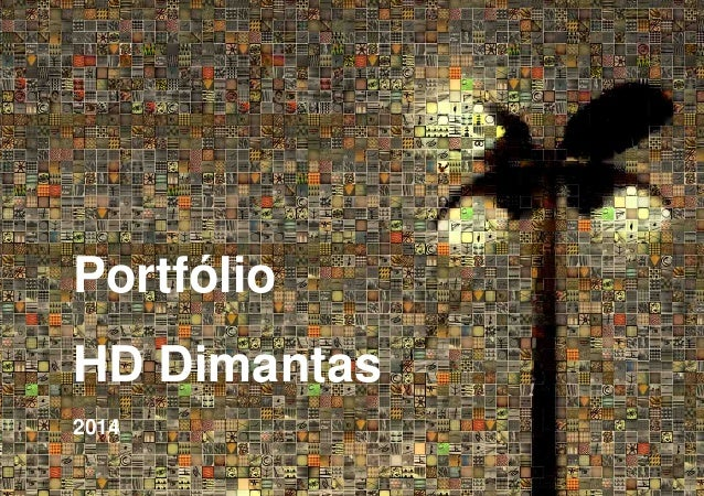 Portfólio HD Dimantas 2014