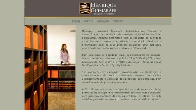 Portfolio Henrique Guimarães Slide 3