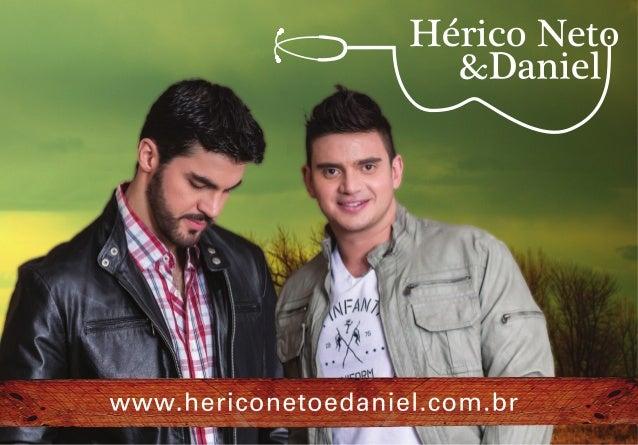 Portfólio Herico Neto & Daniel