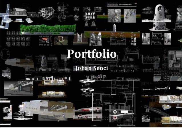 1 Portfolio Johan Senci