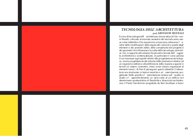 Favoloso Buscato Riccardo Portfolio di Laurea in Scienze dell'Architettura- a.… SS21