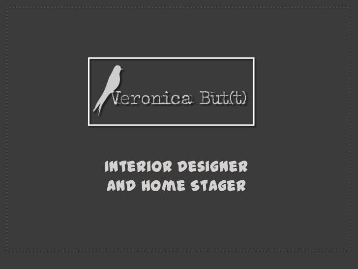 Interior Designerand Home Stager