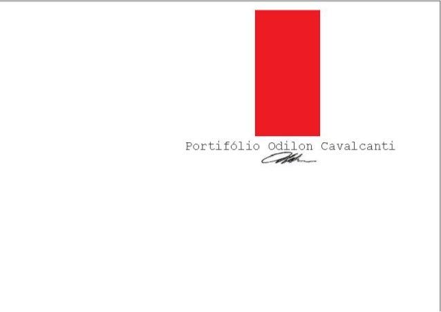 Portifólio Odilon Cavalcanti  42:. .