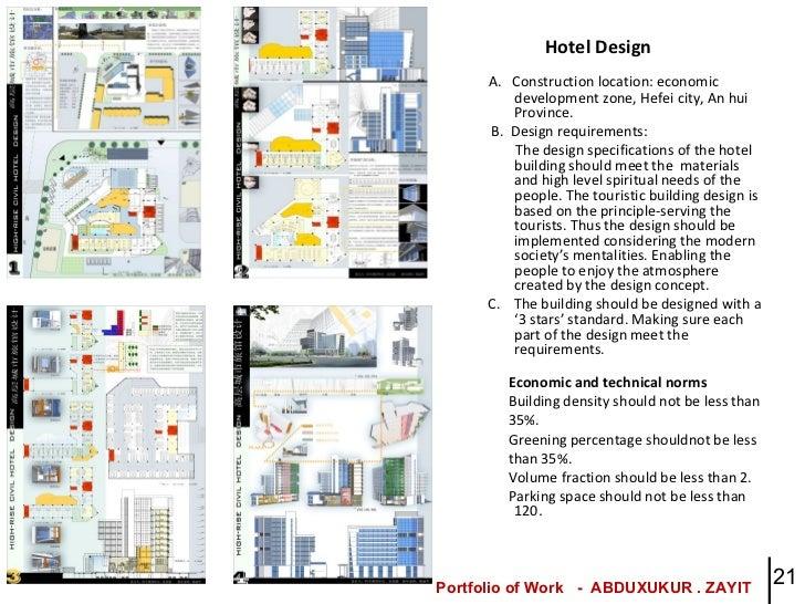 Hotel Design District Area 21