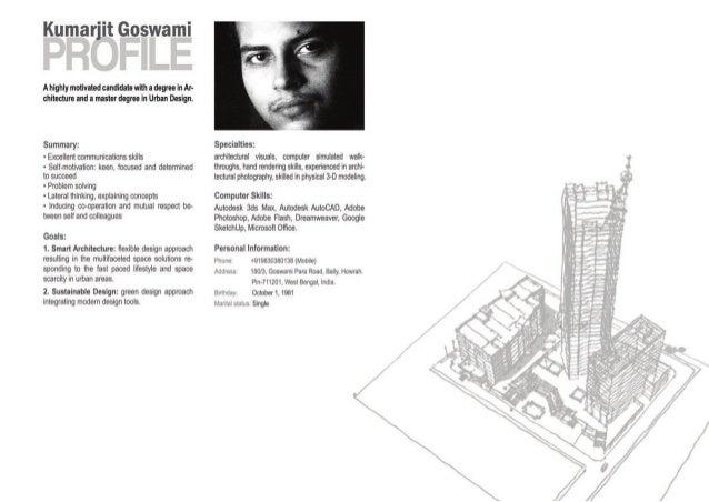 Portfolio of works Slide 2