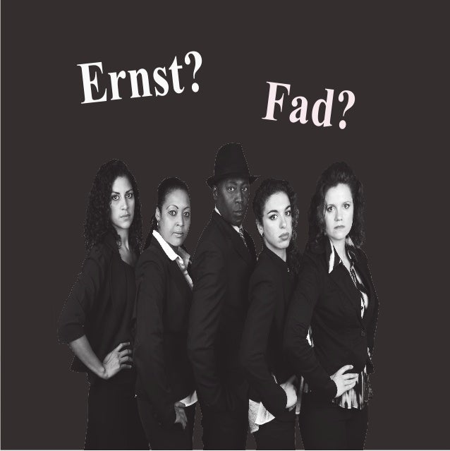 Ernst? Fad?
