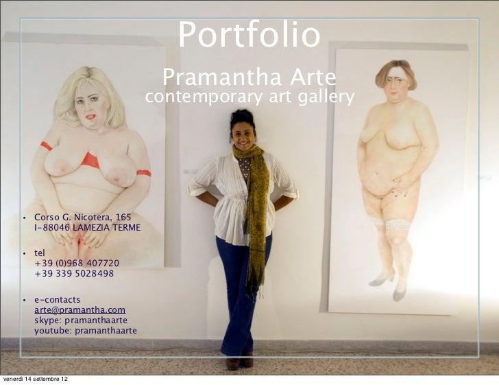 Portfolio                                     Pramantha Arte                                    contemporary art gallery  ...