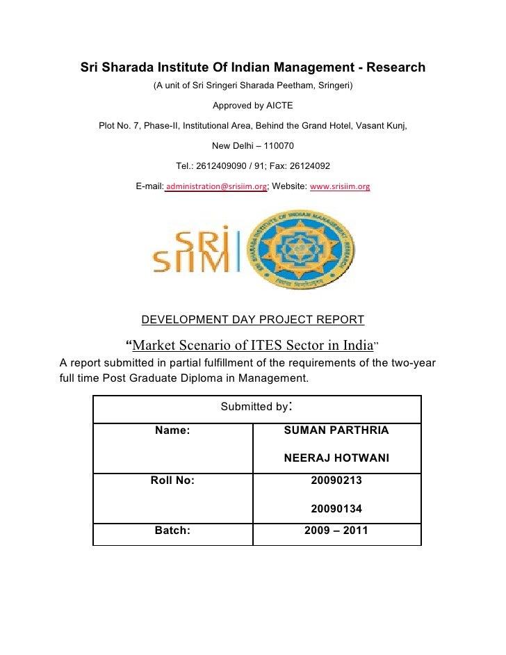 Sri Sharada Institute Of Indian Management - Research                     (A unit of Sri Sringeri Sharada Peetham, Sringer...