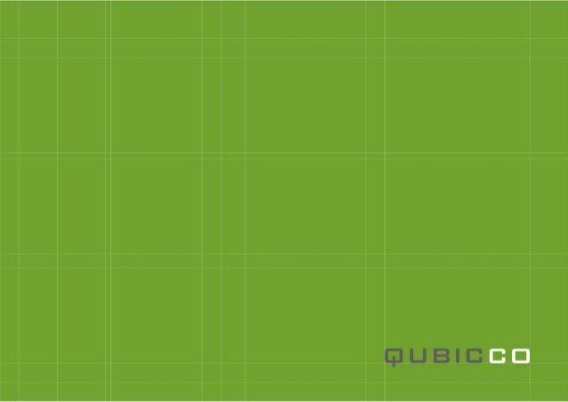 Portfolio QUBICCO MEXICO