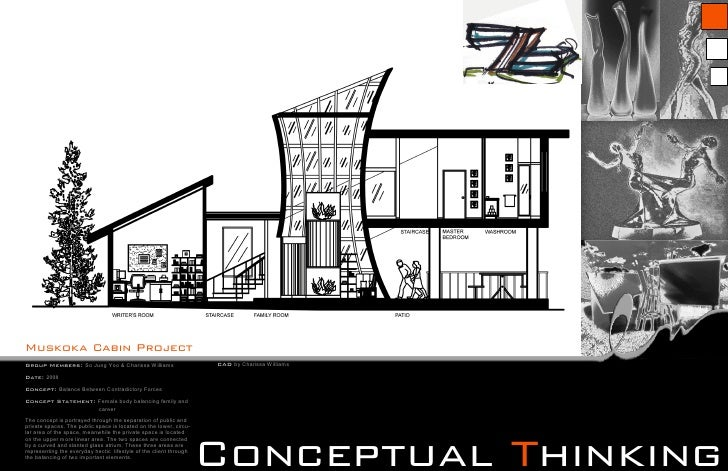 2010 interior design portfolio for Concept of space in architecture pdf