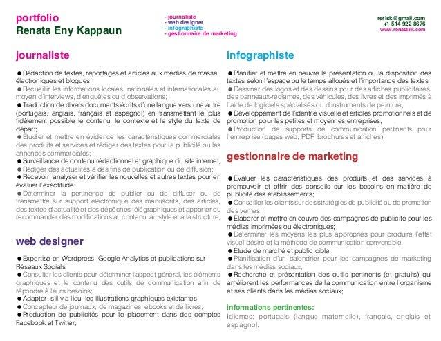 portfolio Renata Eny Kappaun journaliste =Rédaction de textes, reportages et articles aux médias de masse, électroniques e...
