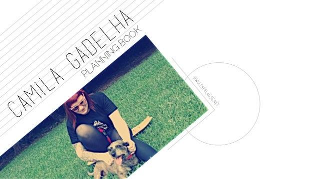 PLANNING BOOK CAMILA GADELHA www.camilagss.net