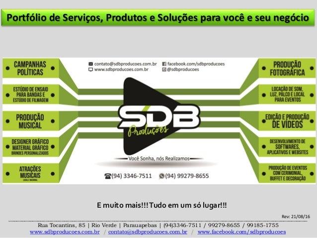 Portfolio sdb producoes rev 03 21 08 16 rua toca ccuart Gallery