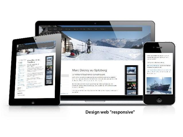 "Design web ""responsive"""