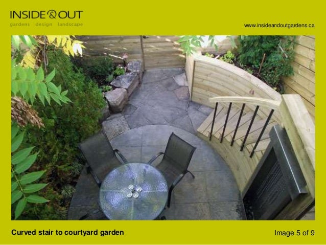 Toronto Landscape Design Company, Inside And Out Garden Design - Stru…