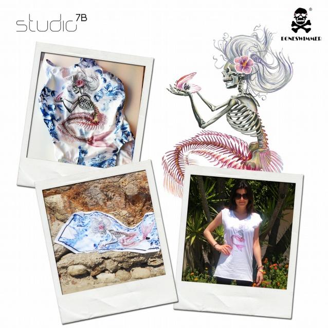 Famoso Studio7B - portfolio MODA - fashion design VF98