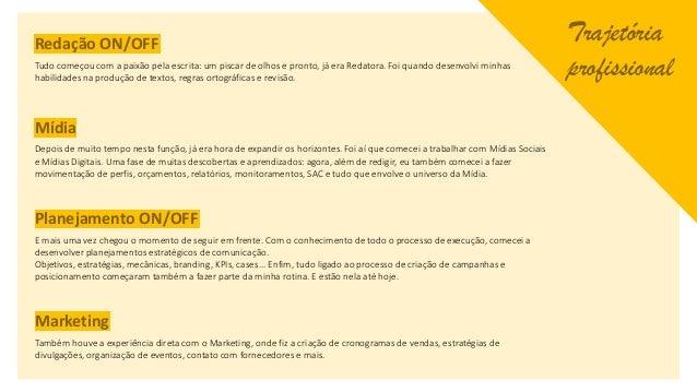 Portfolio - Talitta Comacio Slide 3