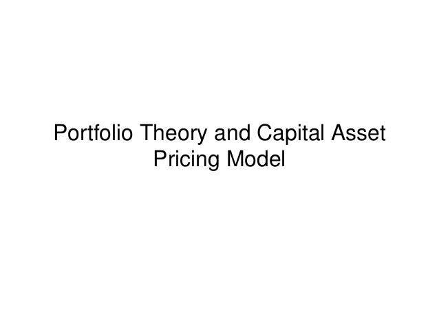 essay on capital asset pricing model Unlike most editing & proofreading services, we edit for everything: grammar, spelling, punctuation, idea flow, sentence structure, & more get started now.