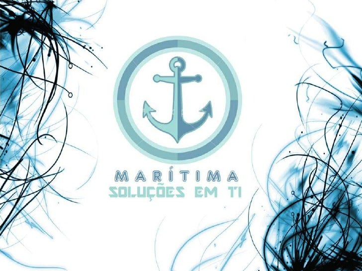 Portfólio Virtual Marítima