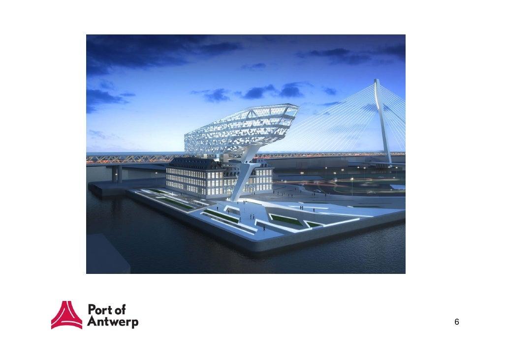 Port House Antwerp Port Authority