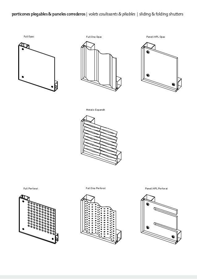 catalogue de volets coulissants pliables tamiluz en m tal. Black Bedroom Furniture Sets. Home Design Ideas