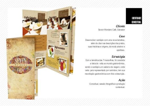 Cliente CineCaféMorumbi - Shopping Morumbi, São Paulo Case Revitalizar a cafeteria do Cine Morumbi com uma nova temática. ...