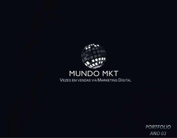 Portifólio mundo mkt 2011