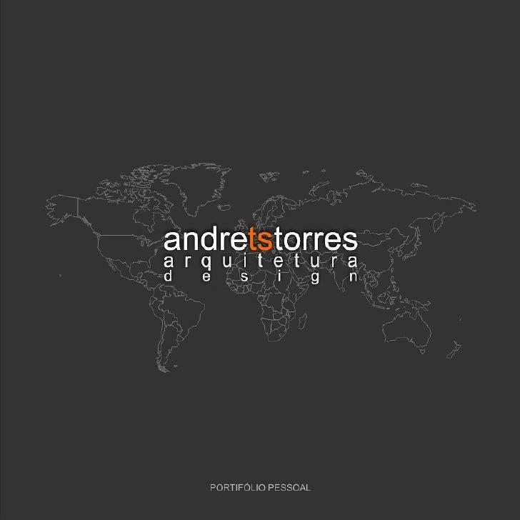 ANDRÉ TORRES - PORTIFÓLIO