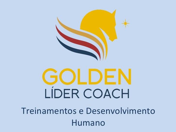 Treinamentos e Desenvolvimento Humano