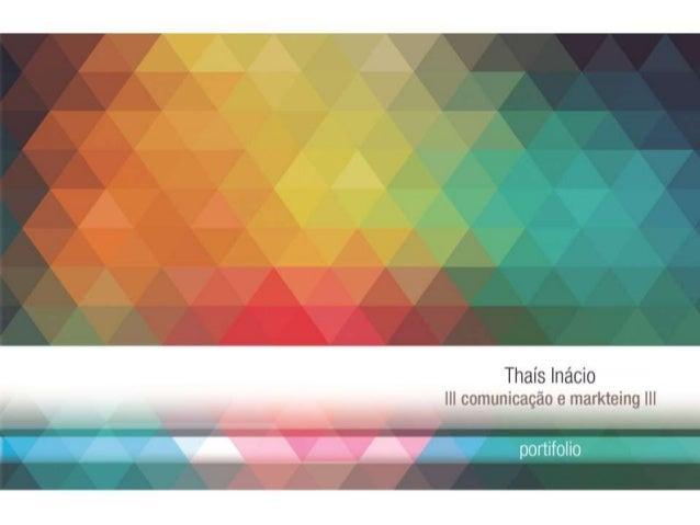 Portifolio Marketing e Comunicação 2014