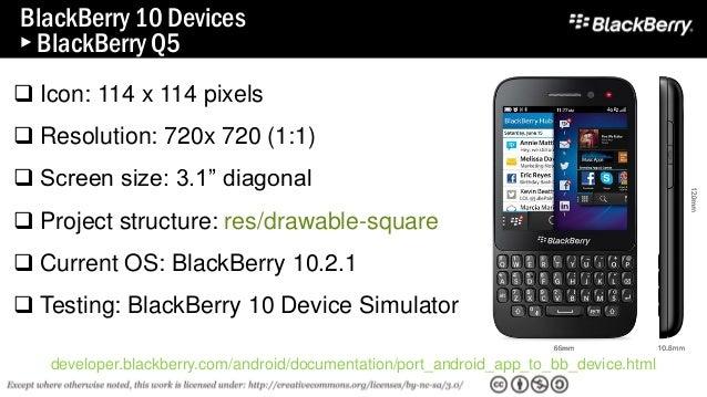  Device OS autoloaders https://developer.blackberry.com/blackberry10devalphas/update/  Simulator & SDK download https://...