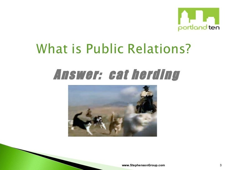 top ten tips in public relation Therefore, marketing and public relations are often tackled piecemeal by  whomever has time good press, though, can be one of the biggest.