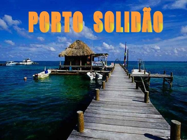 PORTO SOLIDÃO