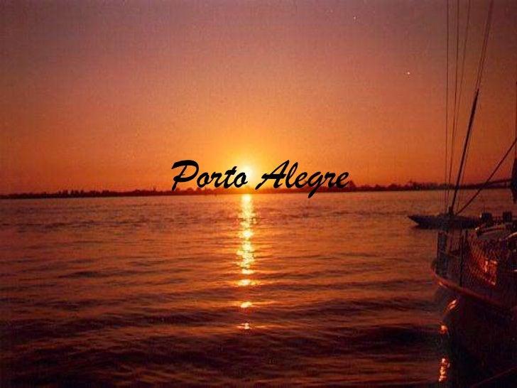 Porto Alegre<br />